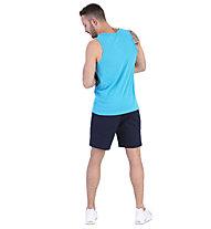 Nike Dri-FIT Men's Swoosh Training Tank - T-Shirt ärmellos - Herren, Light Blue