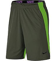 Nike Dri-FIT Training - pantaloni corti fitness - uomo, Green