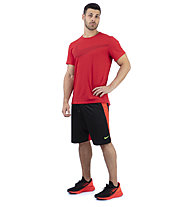 Nike Dri-FIT Training - pantaloni corti fitness - uomo, Black/Red