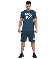 Nike Dri-FIT Men's Training - T-Shirt - Herren, Blue