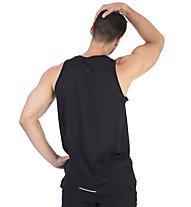 Nike Dri-FIT Miler - Trägershirt Running - Herren, Black