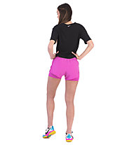 Nike Dri-FIT Miler Running - maglia running - donna, Black