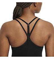 Nike Dri-FIT One W's Standard Fit - Fitness-Top - Damen , Black