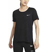 Nike Dri-FIT Run Division - Laufshirt - Damen, Black