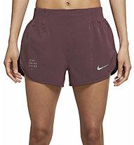 Nike Dri-FIT Run Division Tempo Luxe - Laufhose - Damen, Dark Red
