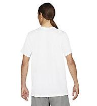 Nike Dri-FIT Superset - T-Shirt - Herren , White