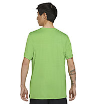 Nike Dri-FIT Superset S-S Training - Trainingshirt - Herren, Light Green
