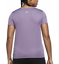 Nike Dri-FIT Swoosh Run - Laufshirt - Damen, Violet