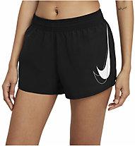 Nike Dri-FIT Swoosh Run - Laufhose - Damen, Black