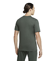 Nike Dri-FIT Training - T-Shirt - uomo, Dark Green