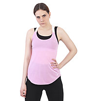 Nike Dri-FIT Training - top fitness - donna, Pink