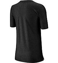 Nike Dri-FIT Training Top - T-Shirt - Kinder, Black