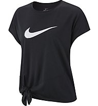 Nike Dri-FIT Training - T-Shirt - Damen, Black