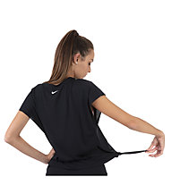 Nike Dri-FIT Training - T-shirt - donna, Black