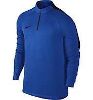 Nike Drill Football Top - Fußballtrikot, Blue