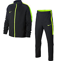 Nike Dry Academy Tracksuit - Fußball Trainingsanzug - Jungen, Black/Green