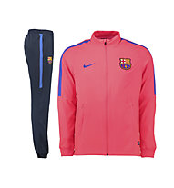 Nike Dry FC Barcelona Track Suit - Herren Trainingsanzug, Red