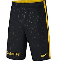 Nike Dry Neymar Academy Shorts - Fußballhose - Kinder, Black/Yellow
