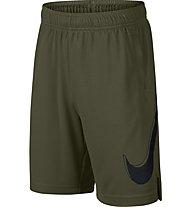 Nike Dry GFX - pantaloni fitness - bambino, Green