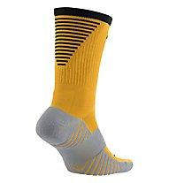 Nike Dry Squad - Fußballsocken - Herren, Orange/Grey