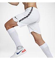 Nike Dry Squad Football - kurze Fußballhose - Herren, White/Black