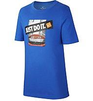 Nike Dry-Fit Basketball - T-shirt - ragazzo, Blue