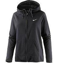 Nike Dry Training Hoodie - Kapuzenjacke - Damen, Black