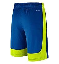 Nike Dry Training Shorts - kurze Trainingshose - Kinder, Blue/Volt