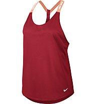 Nike Dry Training Tank - Fitnesstop - Damen, Red/Orange