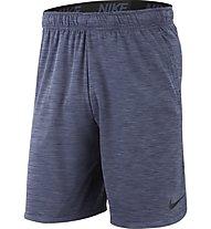 Nike Dry Training Veneer - pantaloni corti fitness - uomo, Blue