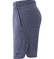 Nike Dry Training Veneer Shorts - kurze Trainingshose Fitness - Herren, Blue
