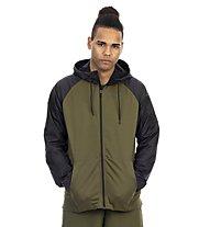 Nike Dry Utility Core - giacca con cappuccio fitness - uomo, Green