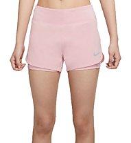 Nike Eclipse 2-in-1 - pantaloncini running - donna, Pink
