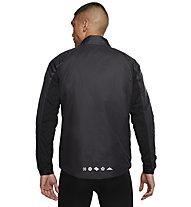 Nike Element - Laufjacke - Herren, Black