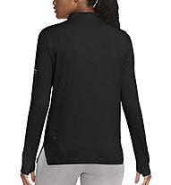 Nike Element Trail Running Midlayer - Fleecepullover - Damen, Black