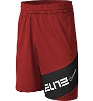 Nike Elite Graphic - Basketballhose - Jungs, Red
