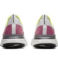 Nike React Infinity Run Flyknit - Laufschuh Neutral - Herren, White