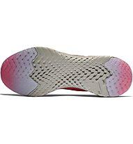 Nike Epic React Flyknit - Laufschuh Neutral - Herren, Orange
