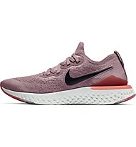 Nike Epic React Flyknit 2 - scarpe running neutre - donna, Rose