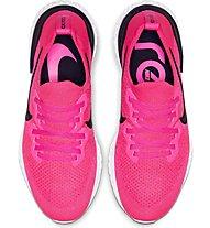 Nike Epic React Flyknit 2 - Laufschuhe Neutral - Damen, Pink