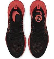 Nike Epic React Flyknit 2 - Laufschuh Neutral - Herren, Black/Red