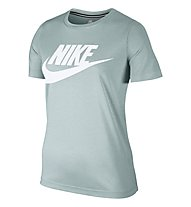 Nike Essential - T Shirt - Damen, Light Blue