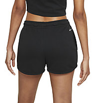 Nike Essential - Trainingshose kurz - Damen, Black