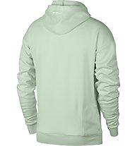 Nike F.C. Soccer Hoodie - felpa con cappuccio - uomo, Green