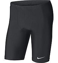 Nike Fast Men's 1/2-Length Running - Runninghose kurz - Herren, Black