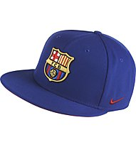 Nike FC Barcelona Core Cap - Kappe, Deep Blue/Red