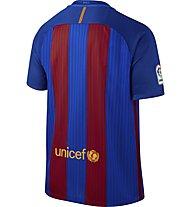 Nike FC Barcelona Stadium Home Fußballtrikot Herren, Royal/Red