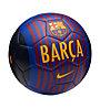 Nike FC Barcelona Prestige Fifa 18 - pallone da calcio, Blue/Red