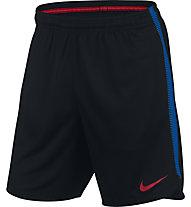 Nike FC Barcelona Short - Fußballhosen, Black