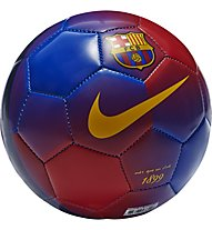 Nike FC Barcelona Skills Mini-Fußball, Blue/Red